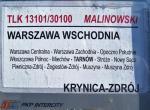 """PKP Intercity"""" TLK MALINOWSKI"""