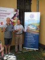 Kapitanowie zwycięzkich drużyn: Zygmunt Banasiak (I m) i Wiesław Malarczyk (III m)