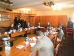 Posiedzenie Komitetu Rozwoju Kolei Dużych Prędkości.